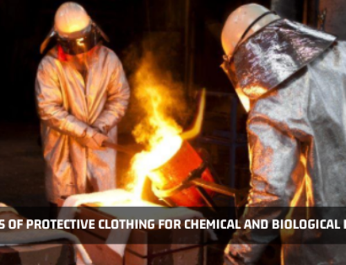Important Features Of Protective Clothing For Chemical And Biological Hazards