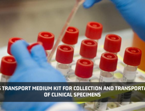 Virus Transport Medium Kit For Collection And Transportation Of Clinical Specimens Containing Viruses Samples