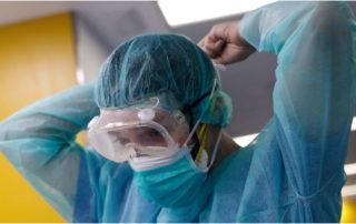 PPE Kit- Steps for Safe Removal