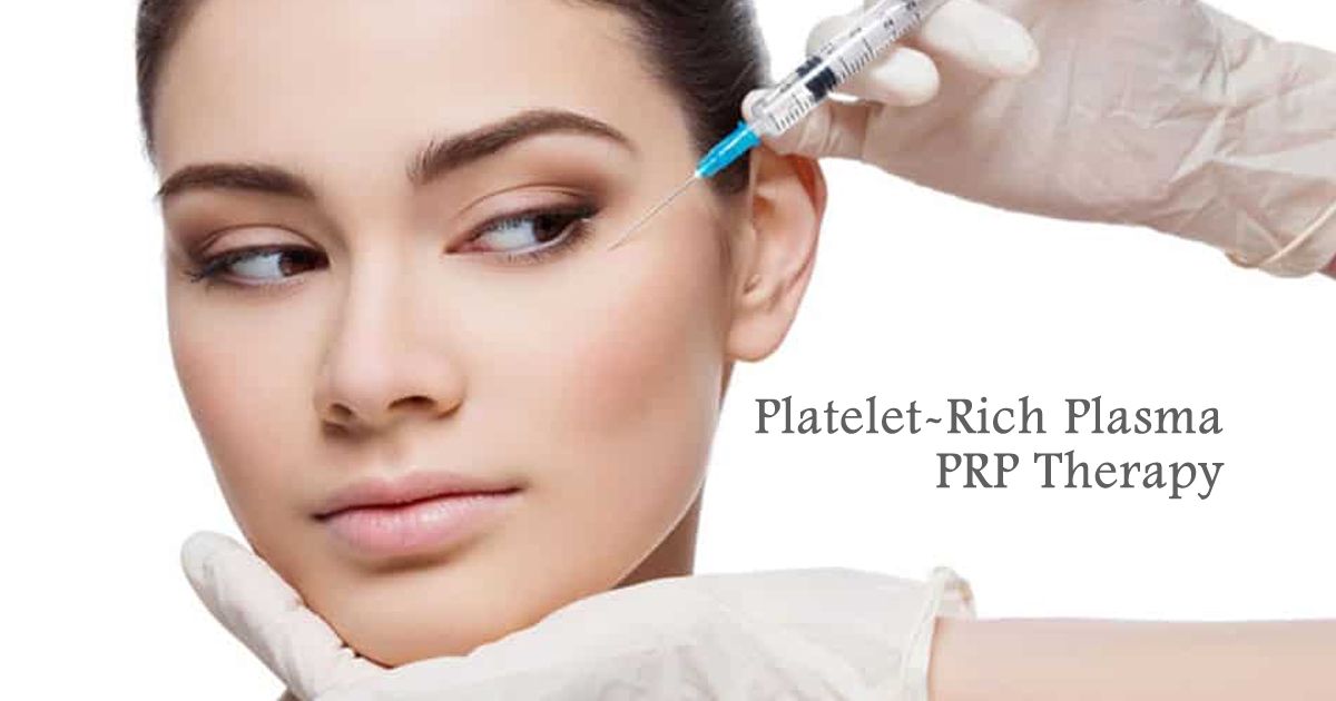 PRP Therapy Anti Aging